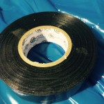 ELECTRICAL TAPE BLACK 3/4″X66Y