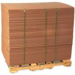 *ON SALE $.50/EA* CORRUGATED PAD 24″X36″ 23ECT 500/SKID