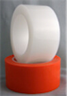 *ON SALE $140.00/CS* REMOVABLE PROTECTIVE MASKING FILM TAPE 2″X108′ ORANGE POLYETHYLENE 24/CS 5560-E2MO4
