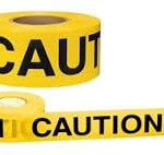 CAUTION-YELLOW