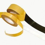 *ON SALE $150.00/CS* PVC TAPE 3/8″X36YDS DOUBLE COATED  BLACK MOUNTING TAPE 96/CS DC4420