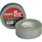 *ON SALE $130.00/CS* DUCT TAPE 48MMX55M SILVER HEAVY DUTY 24/CASE 396
