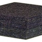FOAM 2″X48″X108″ REPROCESSED POLYETHYLENE BLACK