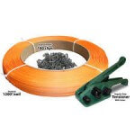 *ON SALE $225.00/EA* POLYESTER STRAPPING COMBO STARTER KIT CSK 3/4″ & 1 1/2″  CSK 3/4″ 1 1/2″