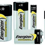 *ON SALE $1.60/EA* BATTERY 9 VOLT  EACH  EN22 ENERGIZER
